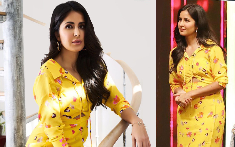 Katrina Kaif looks like a ray of sunshine in this yellow ...